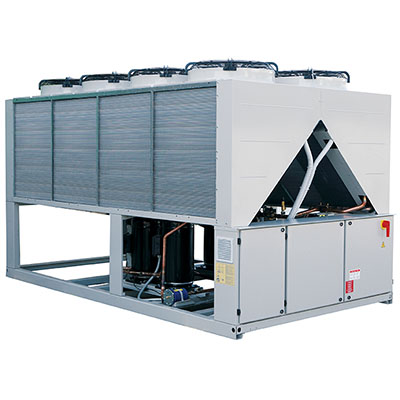 Air Cooled Modular Chiller & Heat Pump