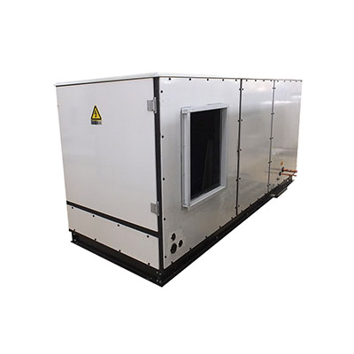 Air cooled Direct Expansion Type Air Handling Units