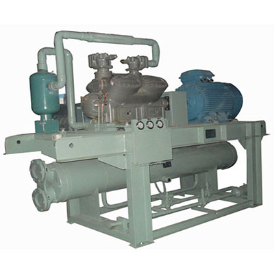 Marine Water Cooled Condensing Unit
