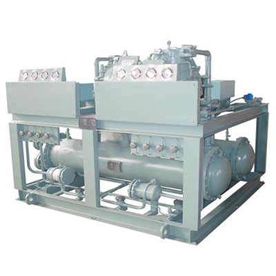 Water Cooled Compress-Condensing Unit