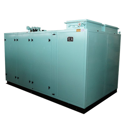 Water Cooled Direct Expansion Type Air Handling Unit