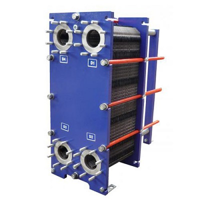 Equivalent Alfa laval Detachable Stainless Steel Plate Heat Exchangers