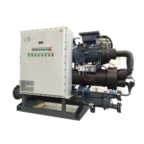 150KW Water Cooled Screw Chiller